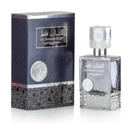 Lil Shabaab Faqat (Oud) 100ml for Men perfume for men