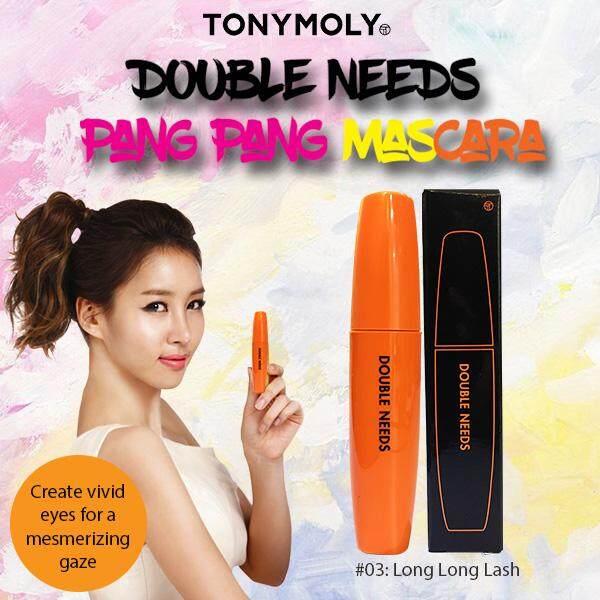 Tony Moly Double Needs Pang Pang Mascara No.1 12g