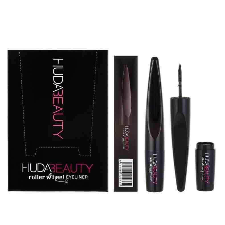 Huda Eyeliner Roller Wheel Cosmetic Beauty + Free Gift