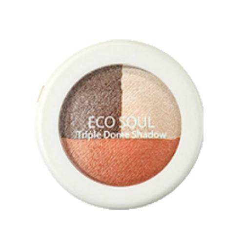 THE SAEM Eco Soul Triple Dome Shadow 6.5g - OR01
