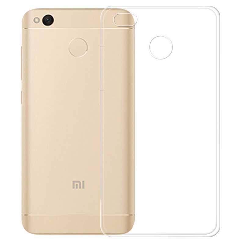 TPU Silicone Case for Xiaomi Redmi 4X (Transparent)