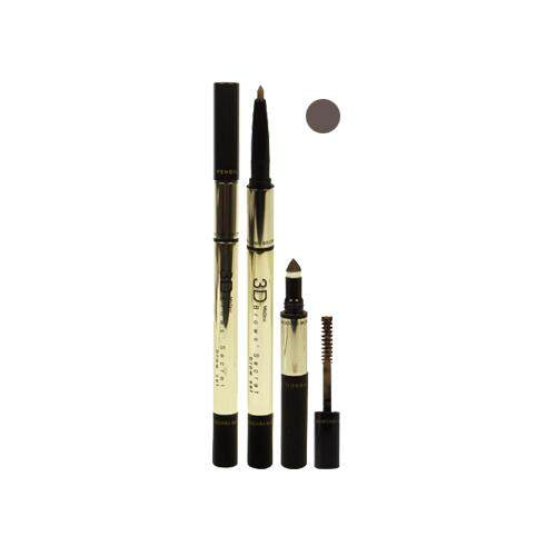 MISTINE 3D Brows Secret Brow Set - 03 Dark Grey