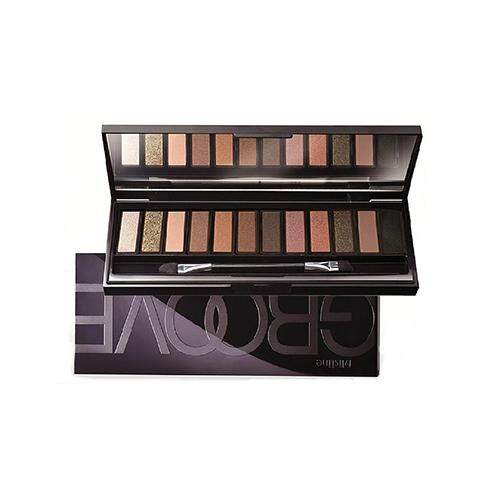 MISTINE Groove Complete Eye Palette 12 Colours