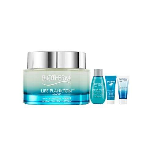 BIOTHERM Overnight Skin Recovery Mask 4 Item Set