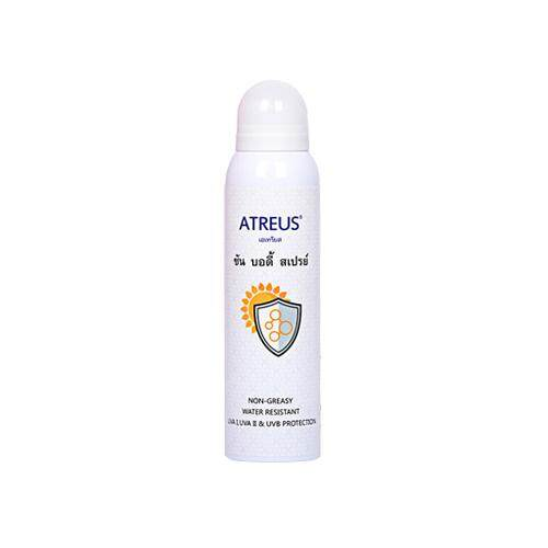 ATREUS Milk Spray Outdoor Sunscreen SPF50+ PA+++ 150ml