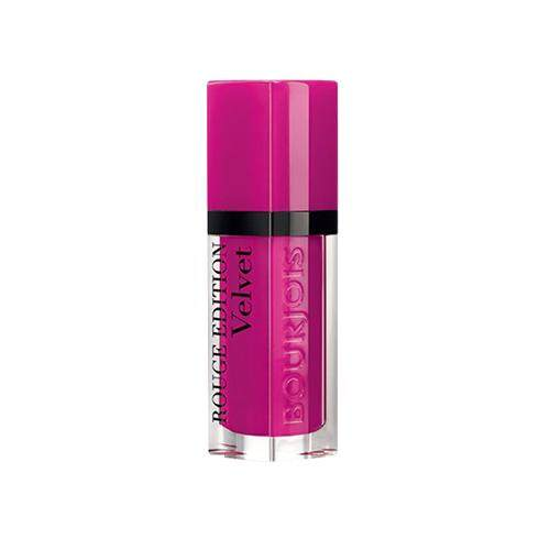 BOURJOIS Rouge Edition Velvet 6.7ml - 06 Pink Pong