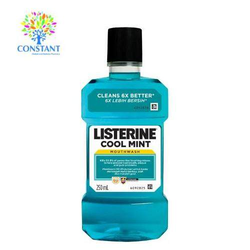Listerine Cool Mint 250ml
