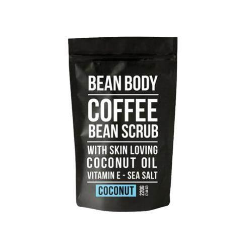 MR BEAN BODY CARE Organic Coffee Scrubs 220g - Coconut