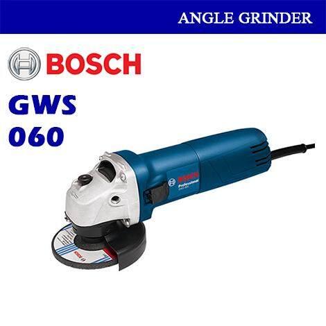 BOSCH GWS 060 4'' ANGLE GRINDER