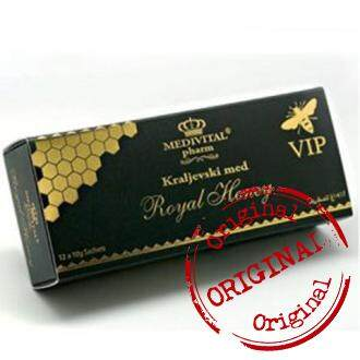 VIP Royal Honey (original) instant source of energy to enhance male vitality