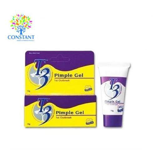 T3 Pimple Gel 10g