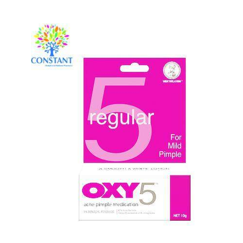 Oxy5 Acne Pimple Medication 10g