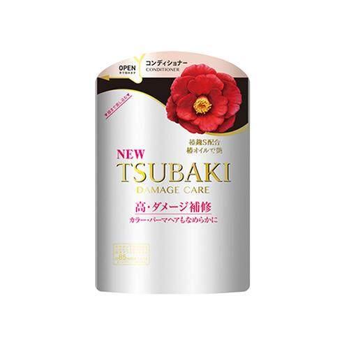 TSUBAKI Conditioner - Damage Care, Refill 345ml
