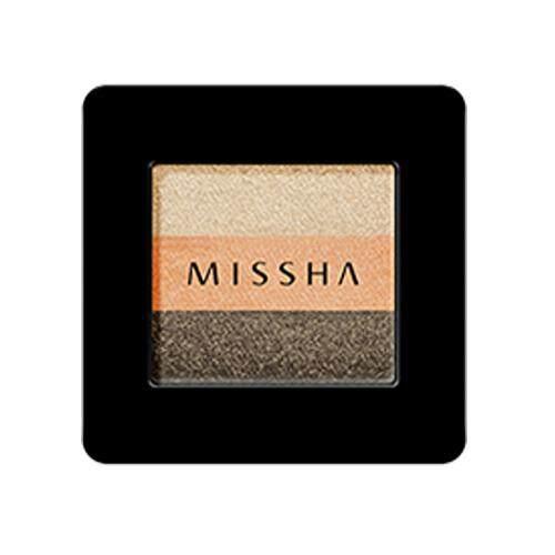 MISSHA Triple Shadow 2g - 02 Honey Orange