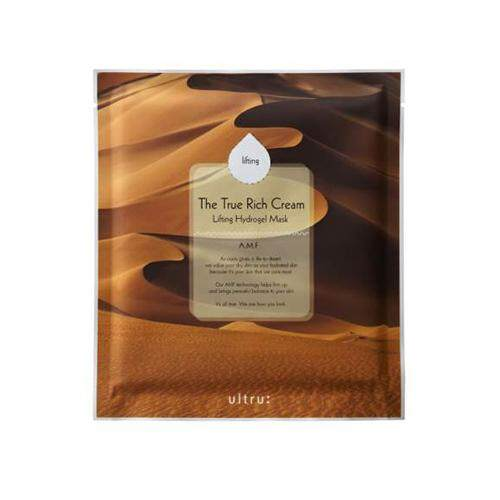 ULTRUE The True Rich Cream Hydrogel Mask 4pcs - Lifting