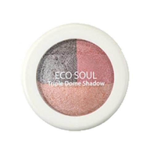 THE SAEM Eco Soul Triple Dome Shadow 6.5g - CR01