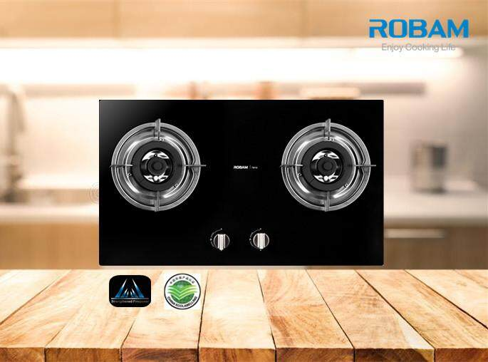 ROBAM B716 2 Burners Glass Hob