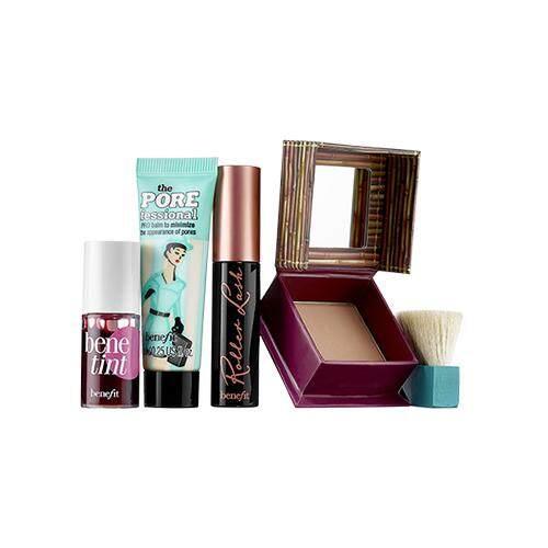 BENEFIT COSMETICS Work Kit Girl Situational 4 Item Kit
