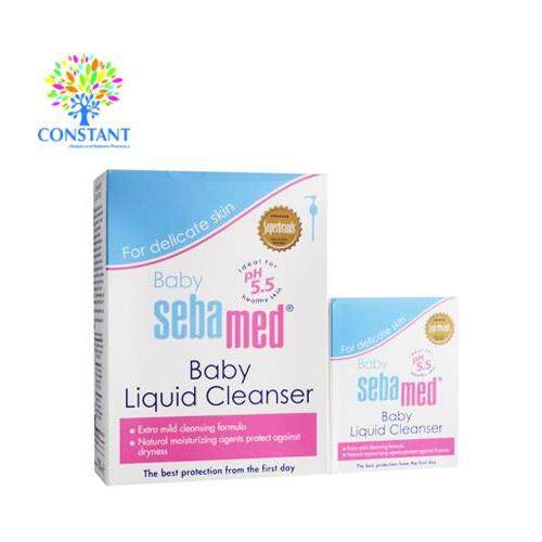[BDAY SALE] SEBAMED Baby Liquid Cleanser 1000mL + 200mL