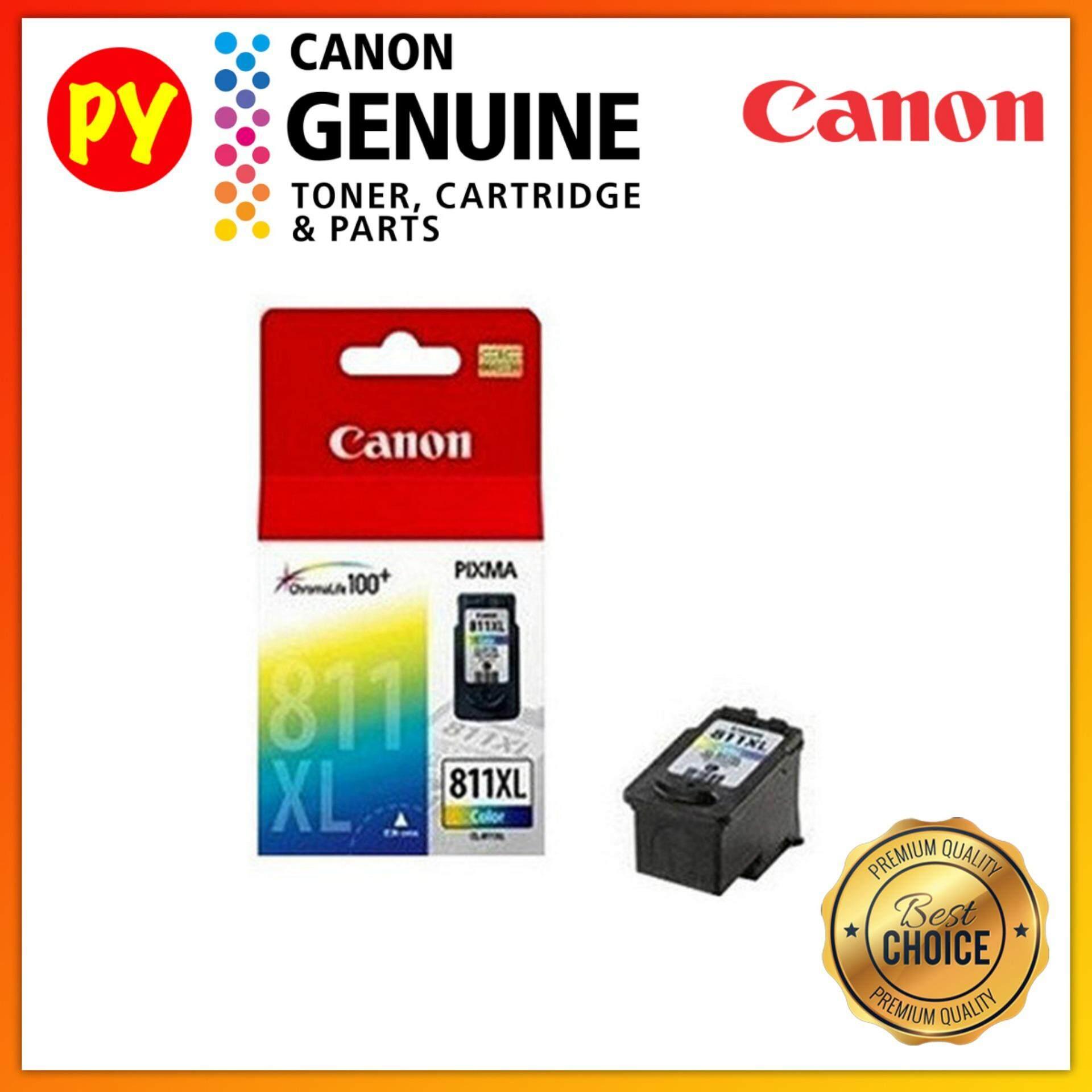 Canon CL-811 XL Color Original Ink Cartridge - for Canon Pixma iP2772/ MP237/ MP245/ MP258/ MP276/ MP287/ MP486/ MP496/ MP497/ MX328/ MX338/ MX347/ MX357/ MX366/ MX416/ MX426 printers