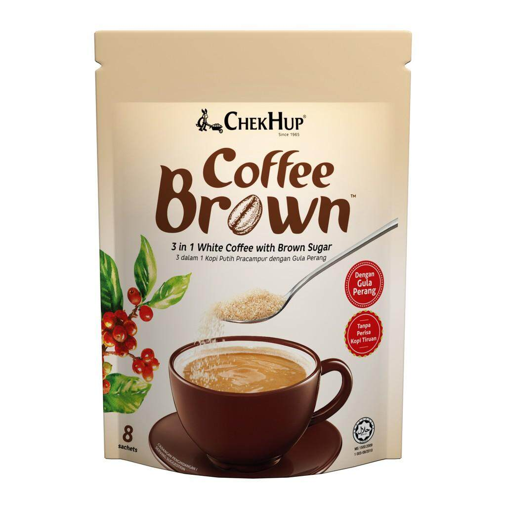 CHEKHUP 3IN1 COFFEE BROWN WITH BROWN SUGAR
