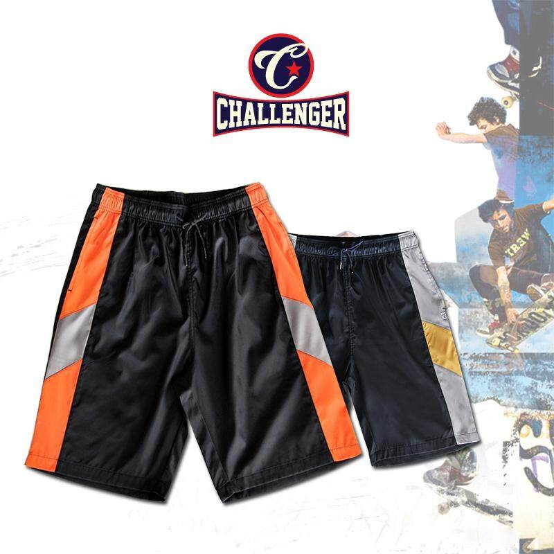 CHALLENGER BIG SIZE Sport Shorts CH5025 (Navy)