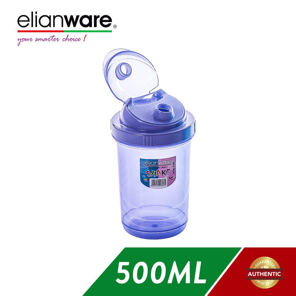 Elianware 500ml Shaker Blender Container with Cap (BPA Free)
