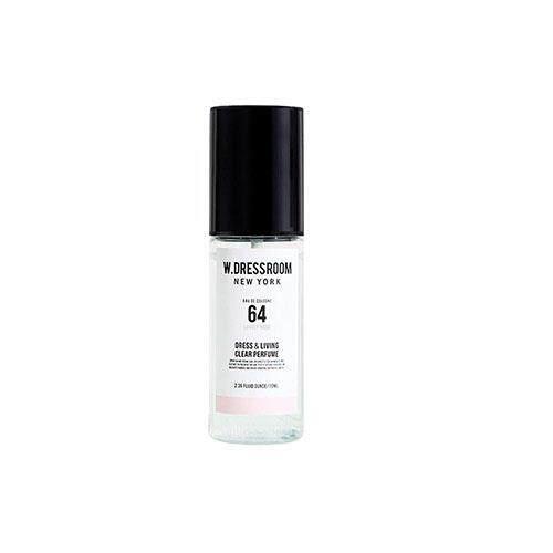 W DRESSROOM Dress & Living Season 2 Clear Perfume 70ml - 64 Loverly Rose