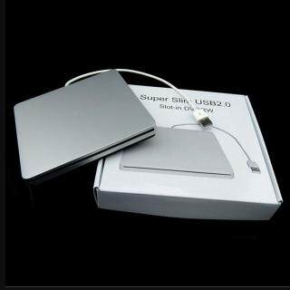 Wllw Loại Máy Tính Xách Tay Mỏng USB Hút 2.0 Khe Cắm Trong Ổ Đĩa Ngoài Vỏ Ngăn thumbnail