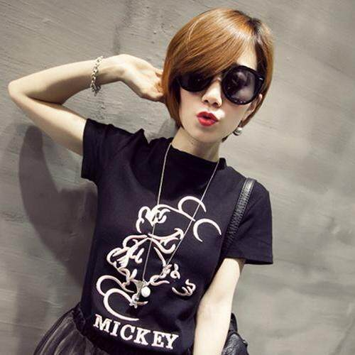?READY STOCK?6011 Mickey Mouse T-Shirt