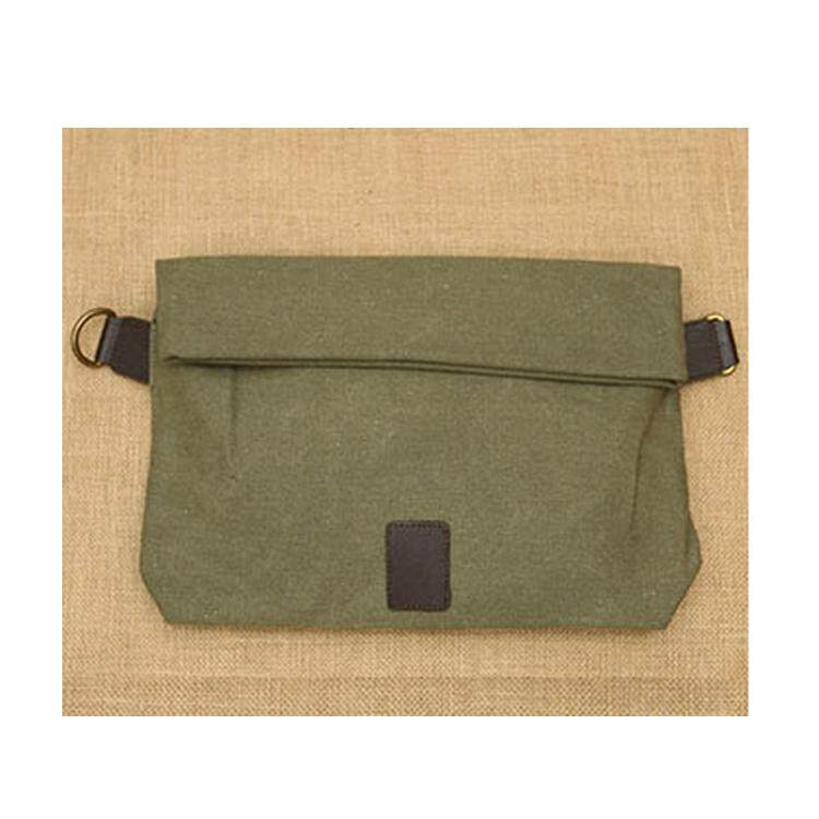 New Messenger Sling Bag Light Weight Shoulder Outdoor Canvas Casual Bag 189 MI1894