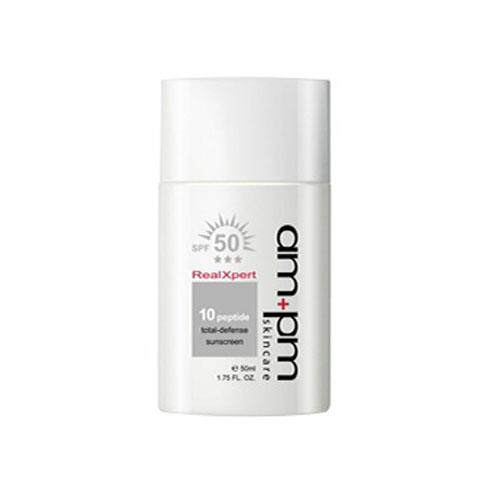AMPM 10 Peptide Total Defense Sunscreen SPF50 50ml