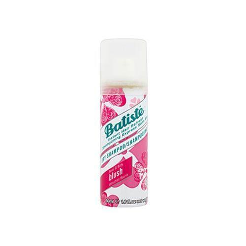 BATISTE Dry Shampoo - Floral & Flirty Blush, 50ml
