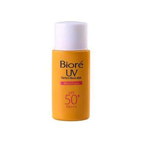 BIORE UV Perfect Protect Milk Moisture SPF50+ PA+++ 25ml