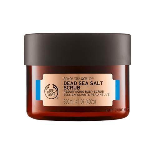 THE BODY SHOP Spa Of The World Dead Sea Salt Scrub 350ml