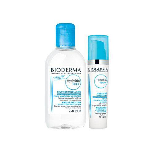BIODERMA Intense Hydration 2 Item Value Set