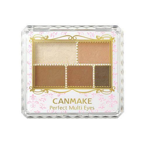 CANMAKE Perfect Multi Eyes 3.3g - 02 Urban Caramel