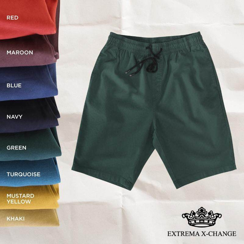 EXTREMA BIG SIZE Jogger Shorts EX541 (Green)