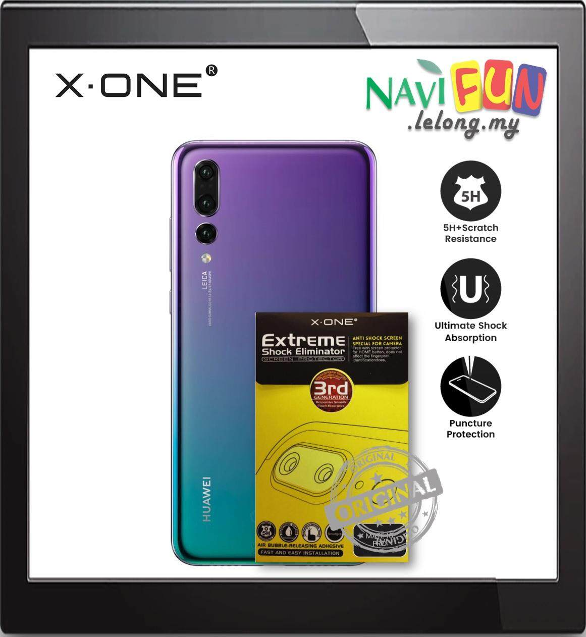X-One® Extreme Camera Lens Protector for Huawei P20 Pro