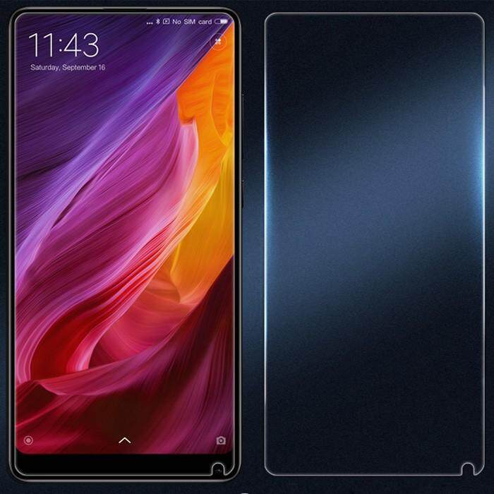 Tempered Glass for Xiaomi Mi Mix 2 - 2.5D Curve Screen Protector [Transparent]