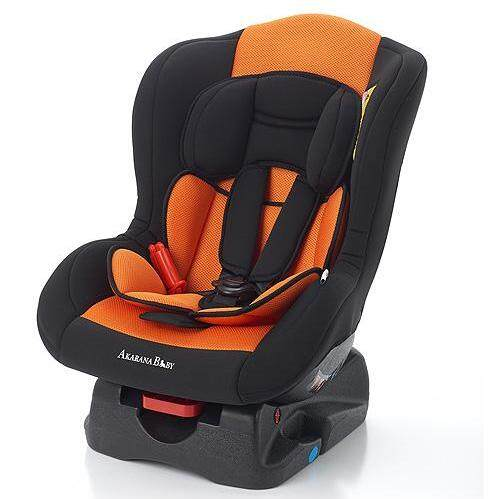 Akarana Baby Best Value Haumaru Sport Car Seat LM212 (Orange & Black)
