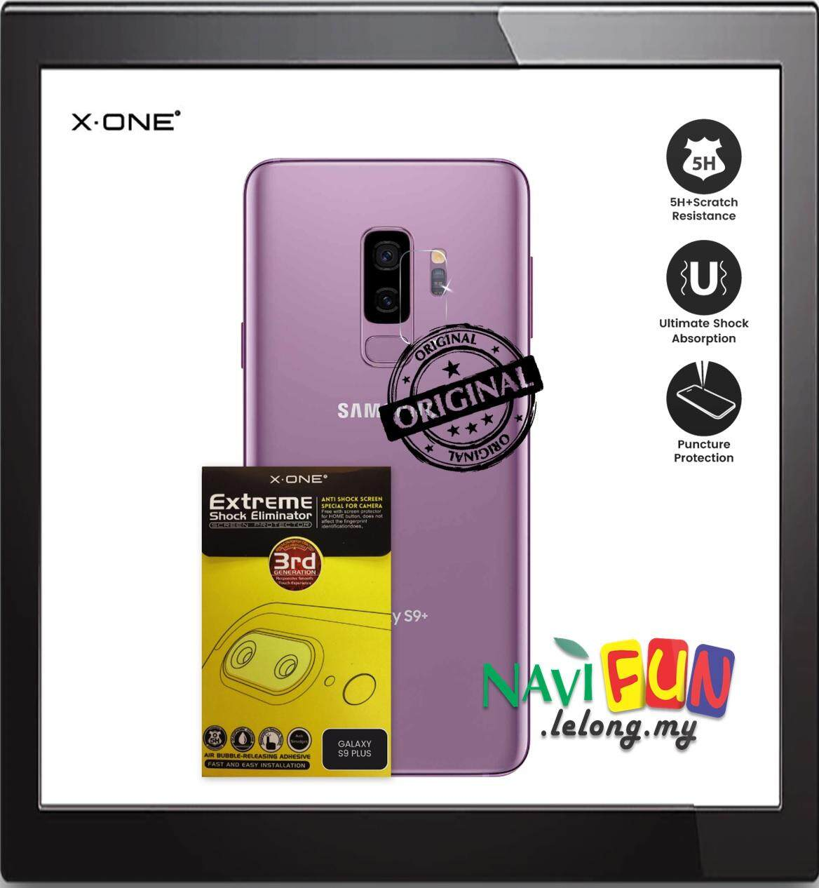 X-One® Extreme Camera Lens Protector for Galaxy S9