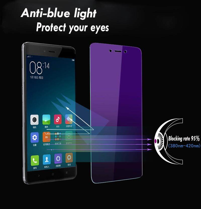 Tempered Glass for Xiaomi Redmi 5 Plus- 2.5D Curve Screen Protector [Anti-Blue]