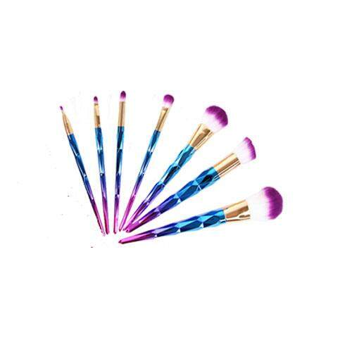 DAYCELL Raeum Park Professional Make Up Brush 7 Item Set
