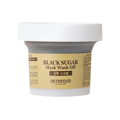 SKINFOOD Black Sugar Mask Wash Off 100g - Original
