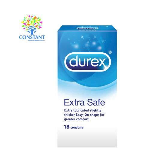 Durex Extra Safe 18's