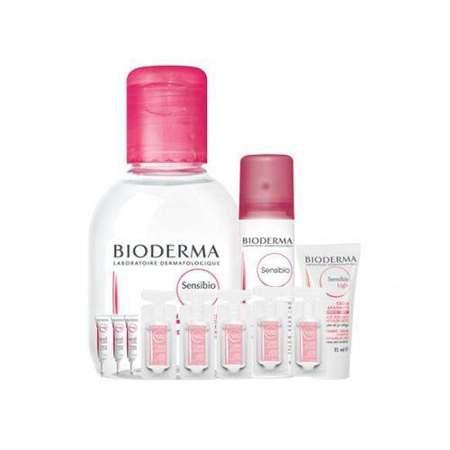 BIODERMA Sensitive Skin 11 Item Travel Set 2