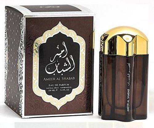 Ameer Al Shabab Oud Perfume 100ml for men and women