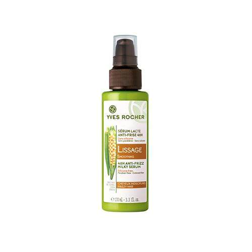 YVES ROCHER 48H Anti-Frizz Milky Serum 100ml