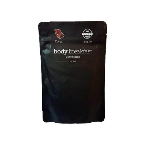 BODY BREAKFAST Coffee Scrub 200g - Cocoa
